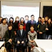 방학 중 문화원 찾은 한국어 교사회