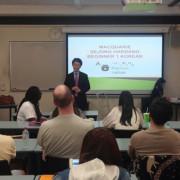 시드니한국문화원, 맥쿼리대학과 협력회의 개최