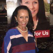 원주민여성 최초 연방하원의원, 린다 버니