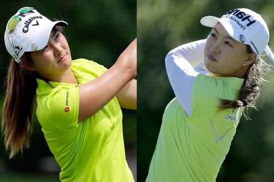 이민지-오수현, 리우 올림픽 골프 호주 대표로 출전