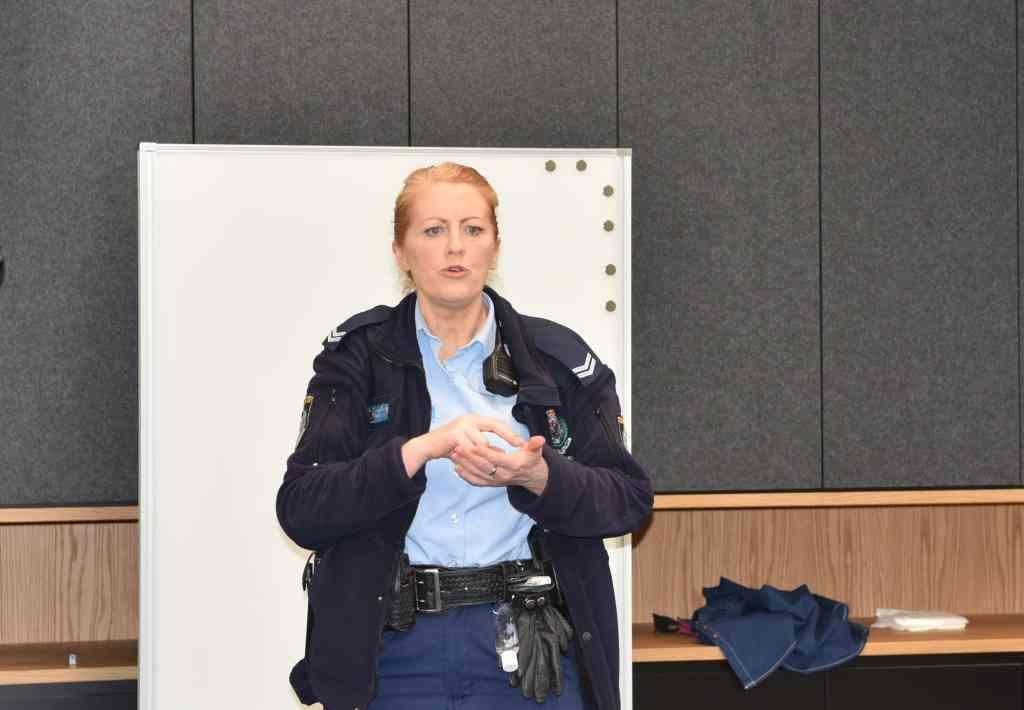 KOWHY NSW Police