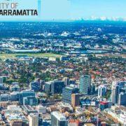 새로운 파라마타시 'City of Parramatta'