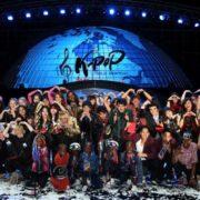 다문화-다국적 K-pop 노래 경연대회