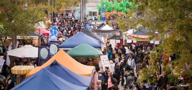 퍼스 시민여러분, 세계 음식 먹방 준비되셨나요?<br> 세계의 맛 Twilight Hawkers Market 10월 14일부터