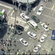 멜번 도심서 차량 보행자에 질주 <br> 3명 사망 – 20여명 부상
