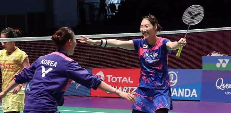 한국, 14년만에 중국 아성 깨고 세계 배트민턴선수권대회 우승