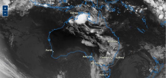 퀸즈랜드는 태풍 – 빅토리아주는 호우