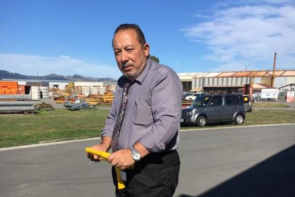 NZ terror victim Mohammed Al Harbi