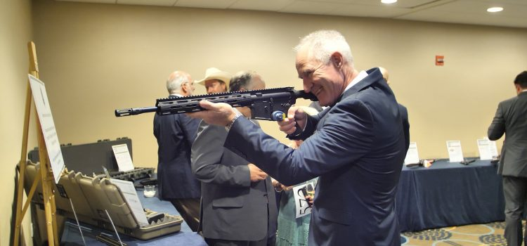 정치 후원금 주면 호주 총기법 줄게