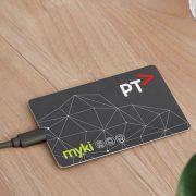 멜번 대중교통 Myki 대신 휴대전화 사용 가능, 단 안드로이드 전화만