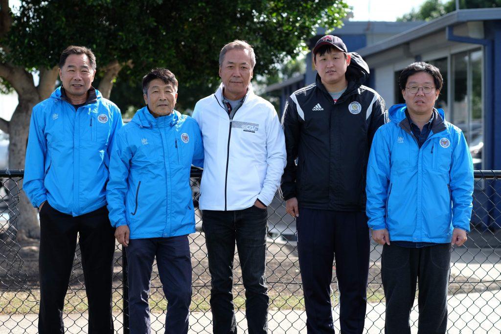 Victoria Korean Soccer League