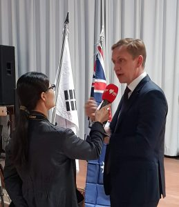 Julian Hill MP Korean community Q&A