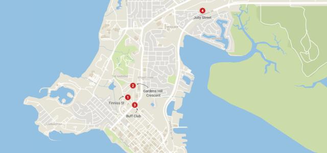 다윈 총격 사건으로 4명 사망-1명 부상