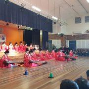 국립국악고등학교 예술단 한국어 과정 학교 공연