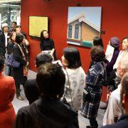 한국 현대미술전시와퍼포먼스, 호주 관객을 사로잡다