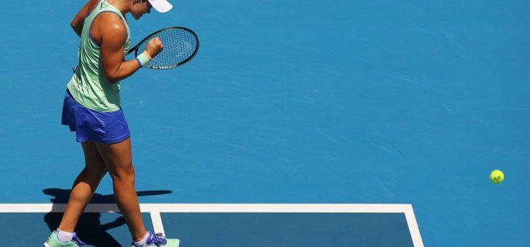 애쉬 바티, 호주 여자 테니스 36년 갈증 풀다