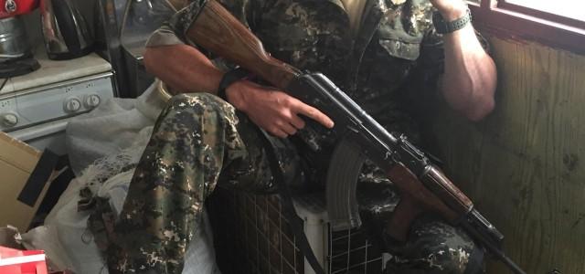 이슬람국가(IS)와 맞서 싸우는 호주인들