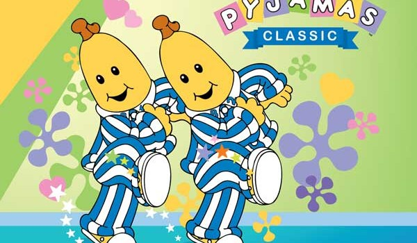 Bananas in Pyjamas 새 동요 CD 발매
