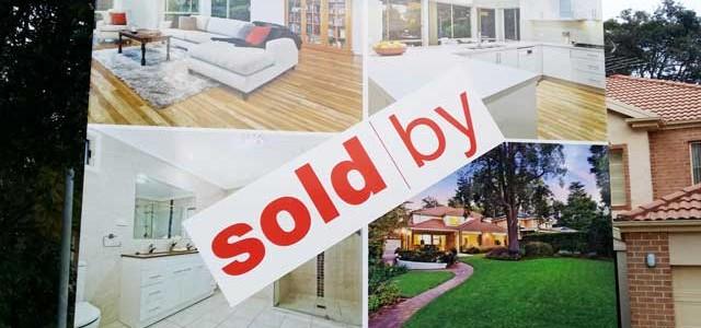 시드니 주택매물 38% 경매