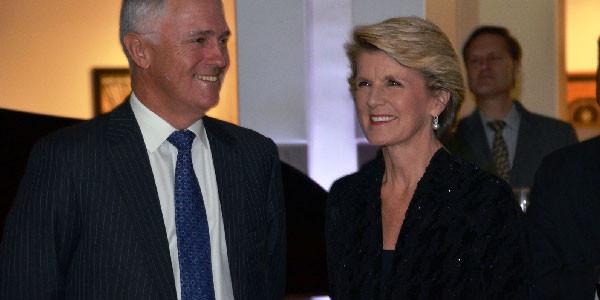 턴불 호주총리 유권자 압도적 지지