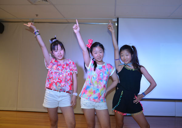 Epping Heights Public Sarah Kang, Julia Jang, Rachel Lee