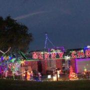 시드니 가볼만한 크리스마스 조명장식 거리