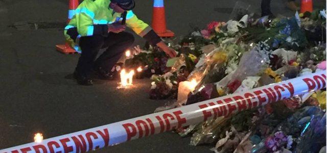 NZ 크라이스트처치 총기 난사 테러 참사