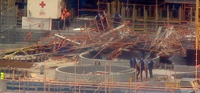 시드니 건설현장 붕괴사고, 18세 견습생 사망