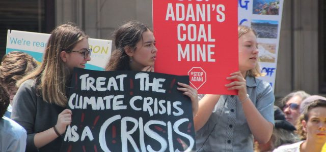 기후변화가 테러리즘보다 호주에 더 큰 위협, 로위 연구소 여론조사