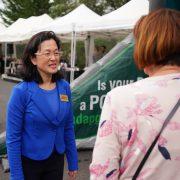 자유당 글래디스 류 후보, 호주 첫 중국계 하원의원 당선
