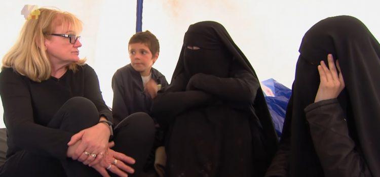 IS 테러범 자녀 3명 시리아 난민촌에서 구조, 호주 귀국