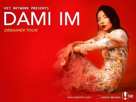 임다미, 호주 전역에서 팬 만난다. Dami Im – Dreamer Tour