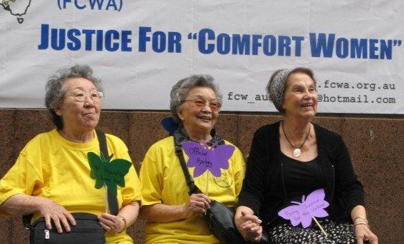 젠 러프 오헌(Jan Ruff O'Herne, 1923-2019) 백인 일본군 '위안부' 피해자. 여성인권 운동가 <br>나에겐 여성의 존엄성을 모범으로 보여주신 따뜻함이 가득하셨던 인생 선배 할머니.