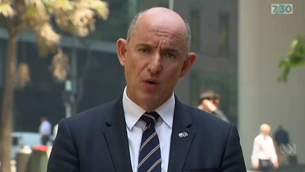 Minister Stuart Robert