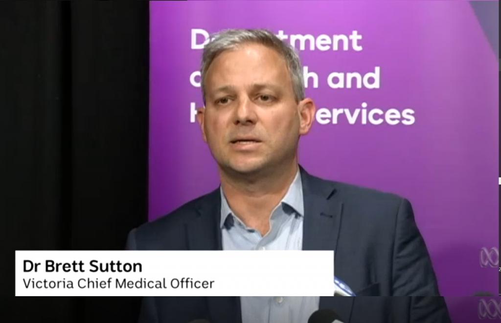 Dr. Brett Sutton