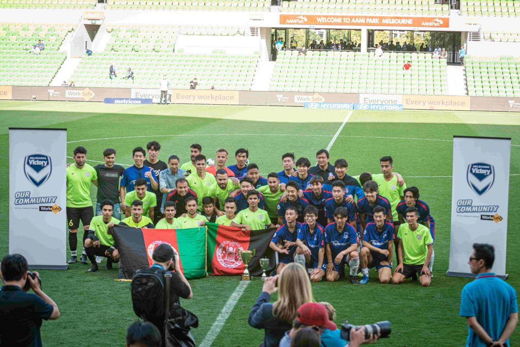 Melbourne Team Korea
