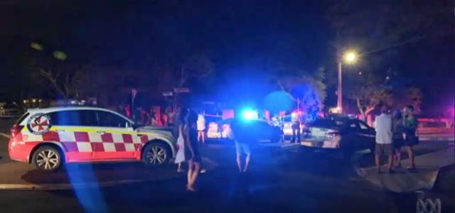 길가던 어린이 4명, 음주운전 4WD에 치어 사망