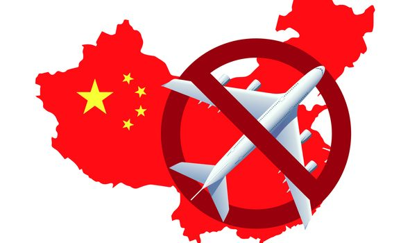 중국본토 방문-경유 외국인 14일간 호주입국 금지