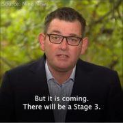 빅토리아주 코로나19 3단계 규제 확대 준비