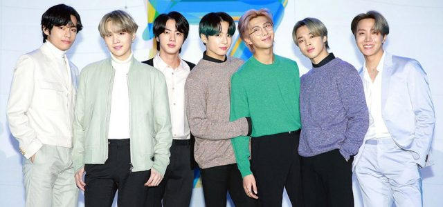 BTS 'Map Of The Soul: 7' 호주 아리아 앨범차트 2번째 1위