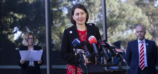 NSW주 학교 교실수업으로 점진 전환