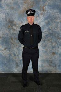 Constable Glen Humphris