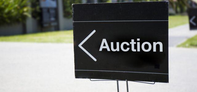 현장경매 재개로 부동산 경매 낙찰률 증가