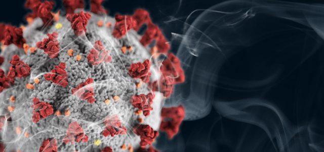 흡연하면 코로나19 바이러스 수용체 증가