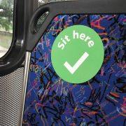 NSW 버스 정원 12명 – 전철 차량 1대당 32명