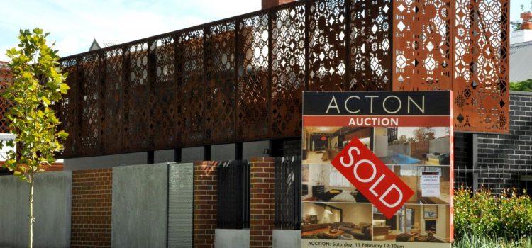 호주 부동산 시장 최악은 피했다.