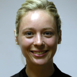 Rachael Patterson Collins pictured at the time she commenced as then Justice Heydon's associate in 2005.