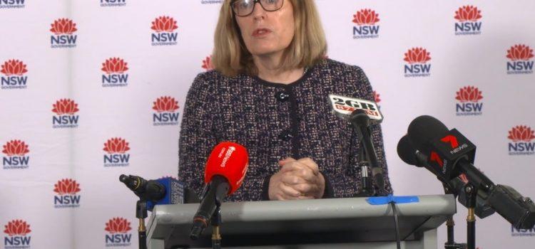NSW 크로스로즈 호텔 집단감염 유전자 검사 결과 빅토리아주로 연결