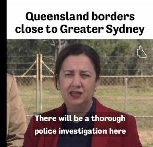 QLD Premier