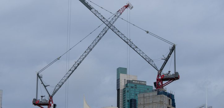 일자리지원금 받는 최대 분야는 건설업, 엔지니어-건축가가 두번째